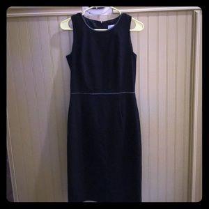 OSCAR by Oscar de la Renta black dress